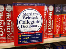 Merriam-Webster dictionary added more than 1,700 entries including words like clickbait, meme, emoji and even the acronym, WTF.
