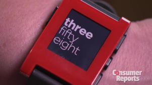 Samsung's Gear Watch & Pebble reviews