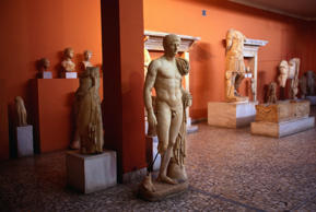 Museum of Iraklio, on the island of Crete, Greece.