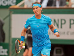 French Open: Nadal, Djokovic, Serena in third round action