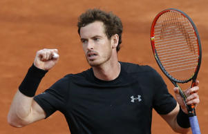 Andy Murray needed four sets to get past Joao Sousa at the French Open