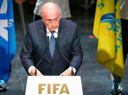 Blatter faces vote amid Fifa corruption scandal