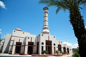 The Islamic Community Center of Phoenix.