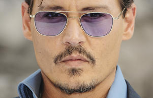 Depp had been staying on the Gold Coast to shoot the next instalment in the Pirates of the Caribbean.