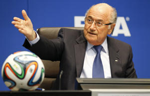 Sepp Blatter: The sports politician who can survive any storm
