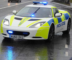 World's hottest police cars