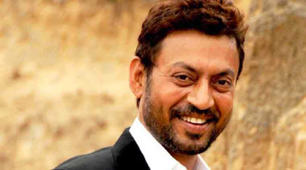 "Acclaimed Indian actor Irrfan Khan considers the success of ""Jurassic World"" a ""blessing'."