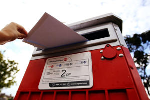 "<span style=""font-size:13px;"">A postie has been stood down after 3000 mail items, including voting papers, were not delivered in a Wellington suburb.</span>"