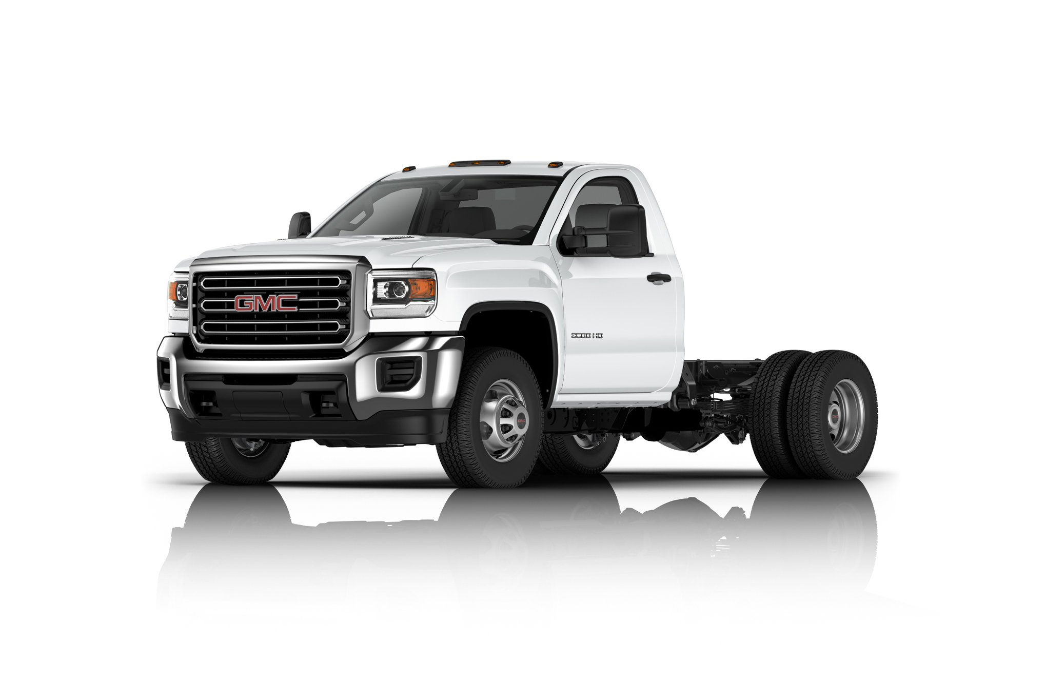 2016 gmc sierra 3500 chassis cab 2wd regular cab chassis specs and features msn autos. Black Bedroom Furniture Sets. Home Design Ideas