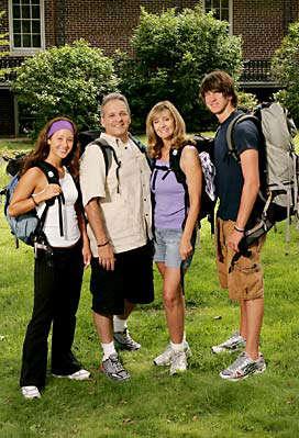 The Amazing Race: Family Edition' Cast Photos