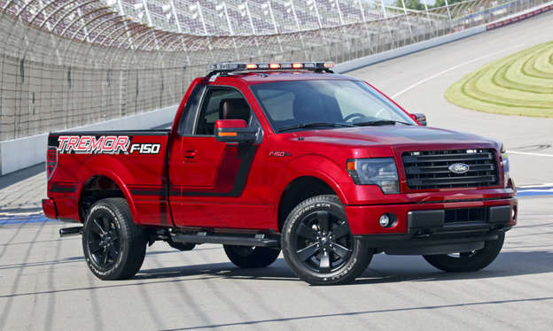Red-hot pickups: Generations of truckin'
