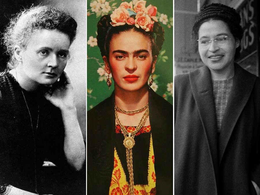 10 Frauen Die Die Welt Verändert Haben