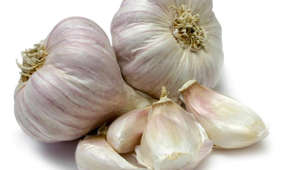 A clove of garlic a day keeps the doctor at bay