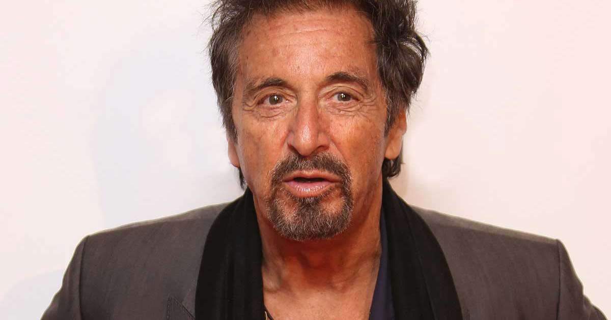 Al pacino is dating actress singer half his age report m4hsunfo