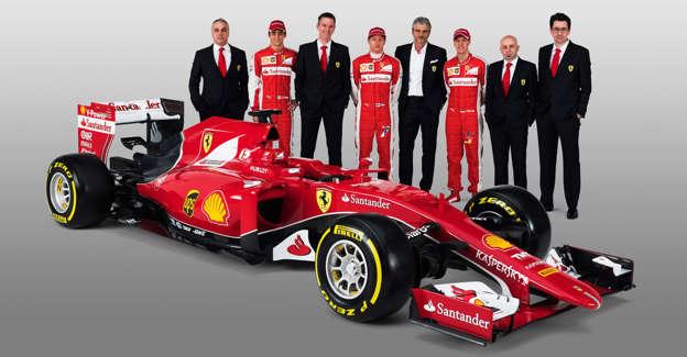 Hot Wheels Die Formel 1 Autos 2015