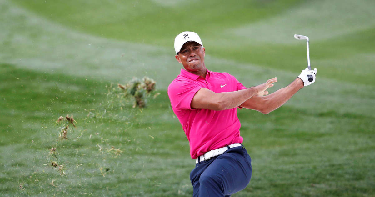 0ac14e9bd A win for Tiger Woods at the 2019 Masters is a win for Nike