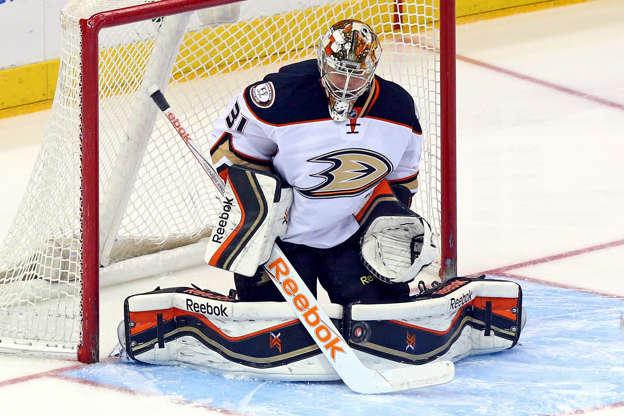 86913085c Danish hockey players, like Ducks' Andersen, making a dent in NHL