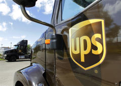 <p>UPS is a top holding of Vanguard Dividend Growth. Seth Perlman/AP</p>
