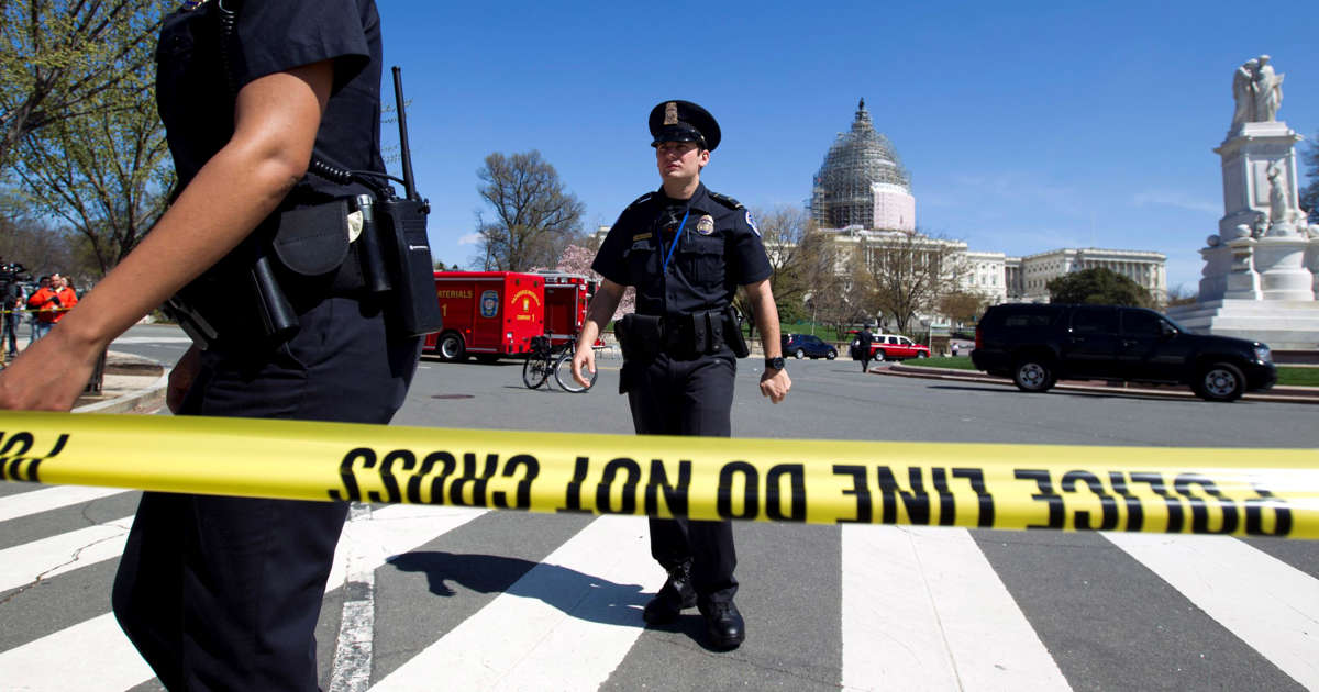 Police u s capitol lockdown lifted after shots fired in attempted suicide - Http www msn com fr fr ocid mailsignout ...