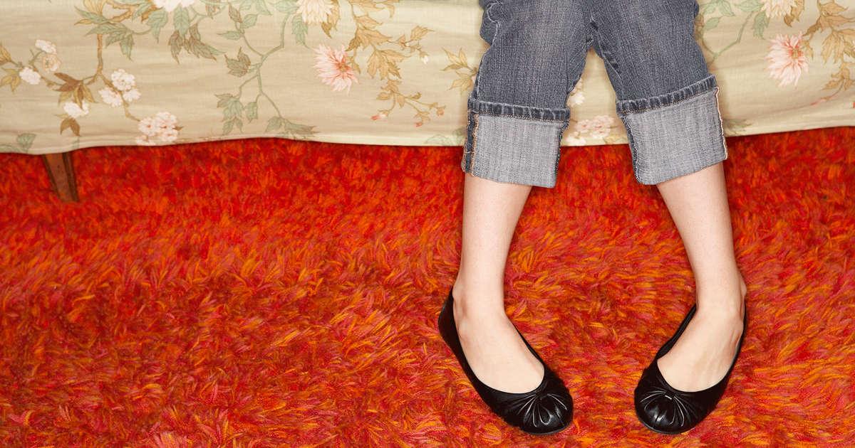 Casi como andar descalzo: los zapatos sin tacos