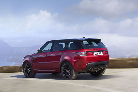 2016 Land Rover Range Rover Sport HST Limited Edition 3.0 Overview ...