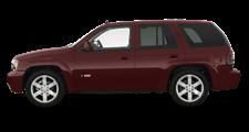 2009 Chevrolet TrailBlazer SS w/3SS AWD Specs and Features - MSN Autos