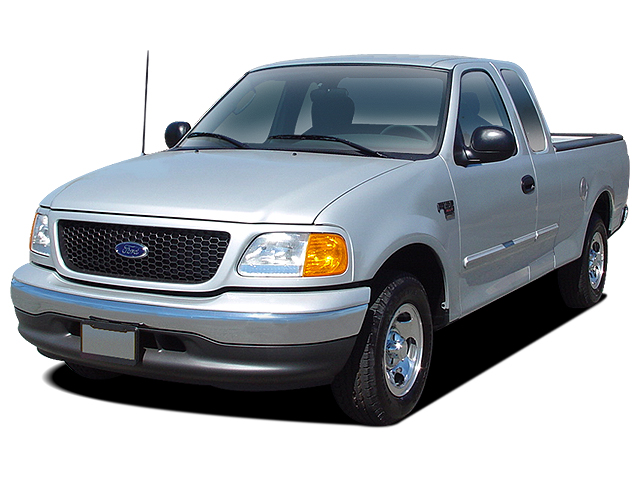 2004 Ford F-150 Heritage Specs And Features