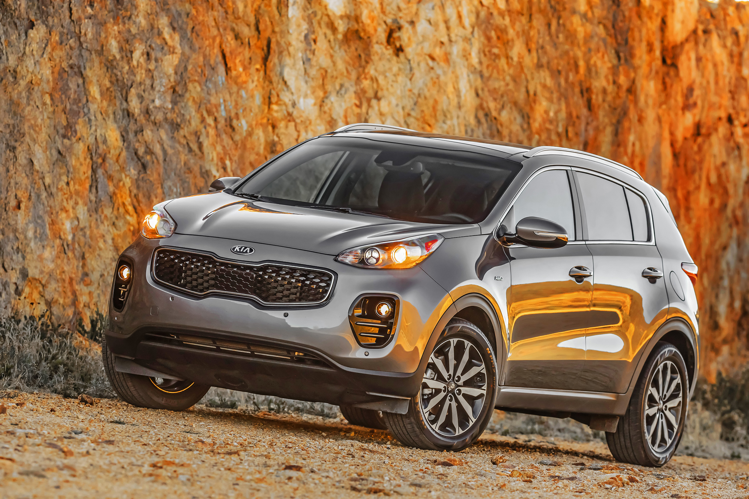 2018 Kia Sportage Specs And Features