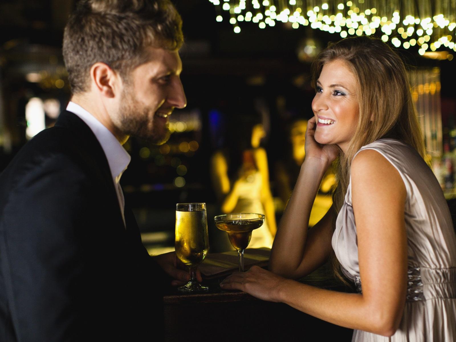 Online Dating är omöjligt för killar