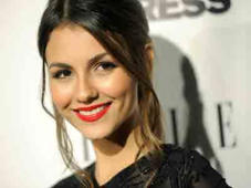 Victoria Justice's Hairy New Role