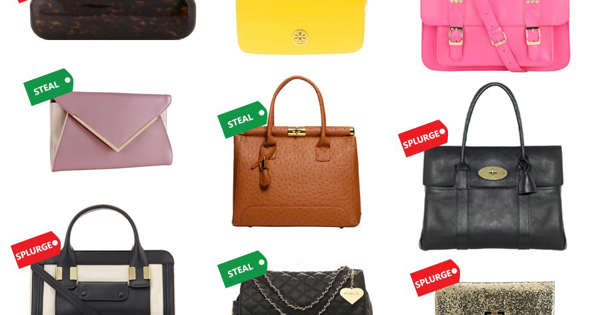 6925ee28e47 Splurge or steal  Lookalike designer handbags at a fraction of the cost