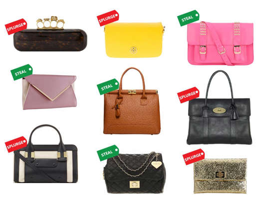 Lookalike Designer Handbags At A Fraction Of The Cost