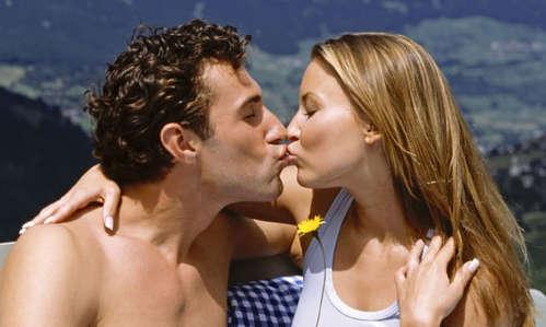 Die bedeutung auf kuss nase Kuss auf