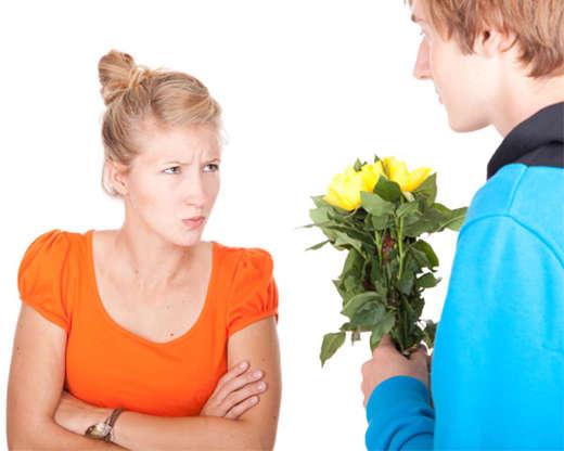 Spielerei nach der Ehe