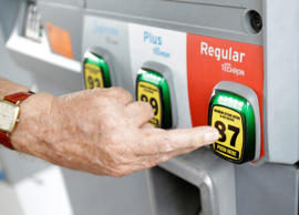 <p>Pump prices have followed declines in New York-based gasoline futures and Bre...