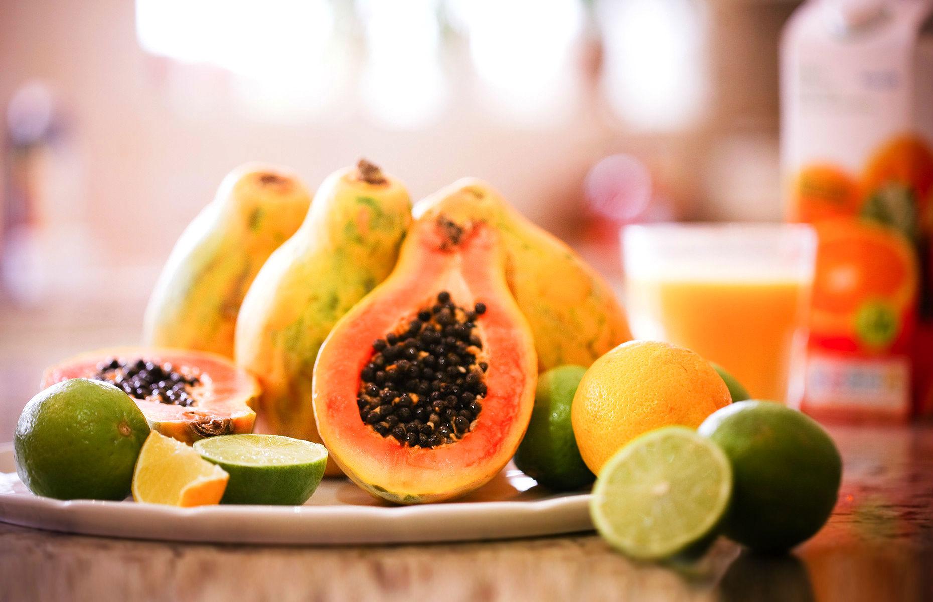 papaya,nari