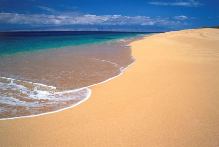 Lana'i, Polihua Beach
