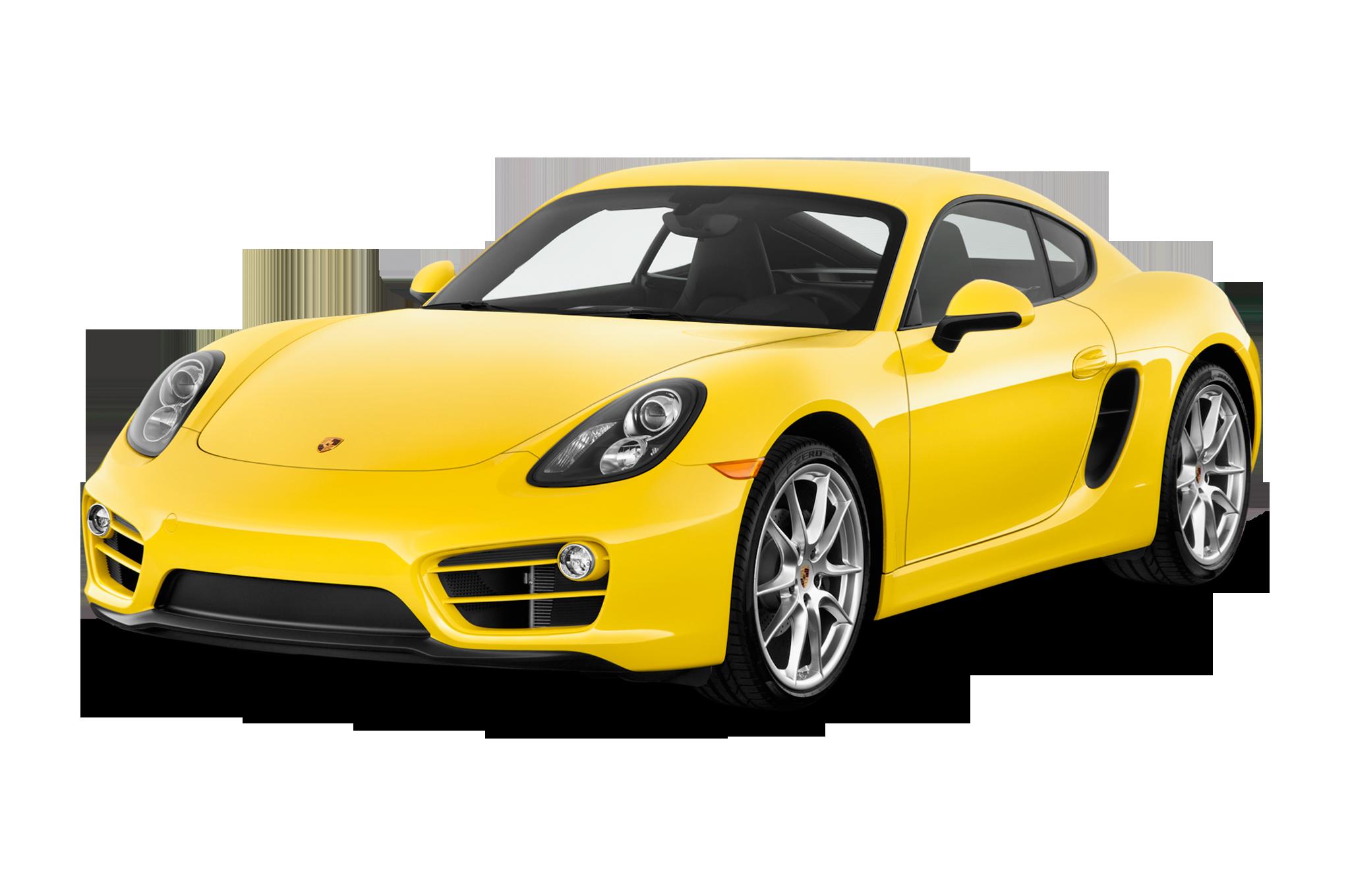 2016 Porsche Cayman Overview
