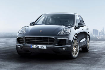 Image result for CRAFTY ENGINEERING LETS PORSCHE'S CAYENNE SUV DRIVE LIKE A 911