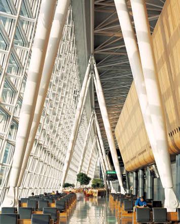 Zurich International Airport, Switzerland