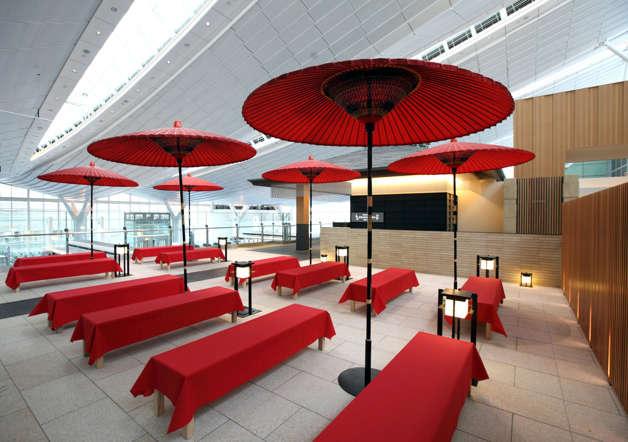 Tokyo Haneda International Airport, Japan