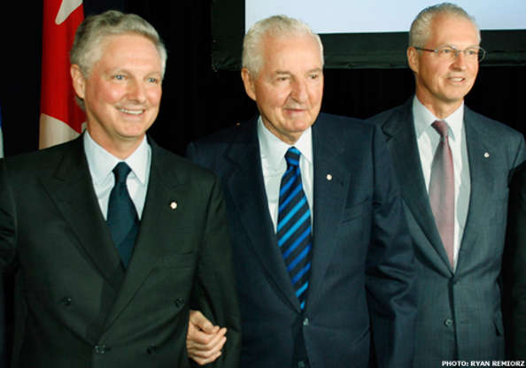 Canada's richest people