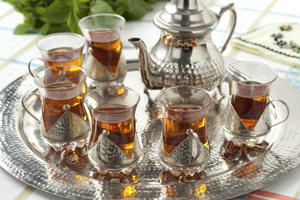 Tea is what unites many cultures and, at the same time sets them apart. Different countries have their own customs and ways of preparing a tea. Following slides talk about ten tea customs of the world.