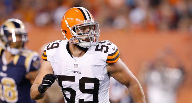60aefa3a Tank Carder #59 News, Stats, Photos - Cleveland Browns - NFL - MSN ...