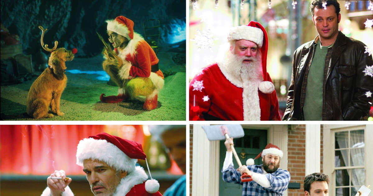 The best ever Christmas movie quotes