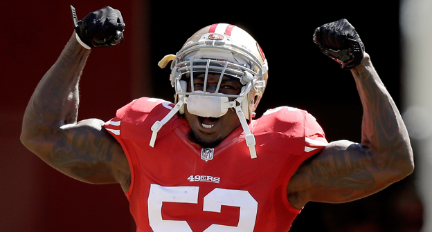 brand new 9f1d1 2ffd1 Patrick Willis #52 News, Stats, Photos - San Francisco 49ers ...