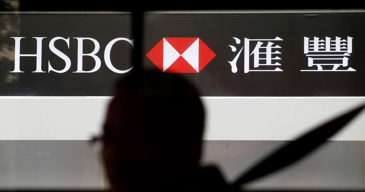 HSBC axes CEO Flint in shock shift to speed up strategy