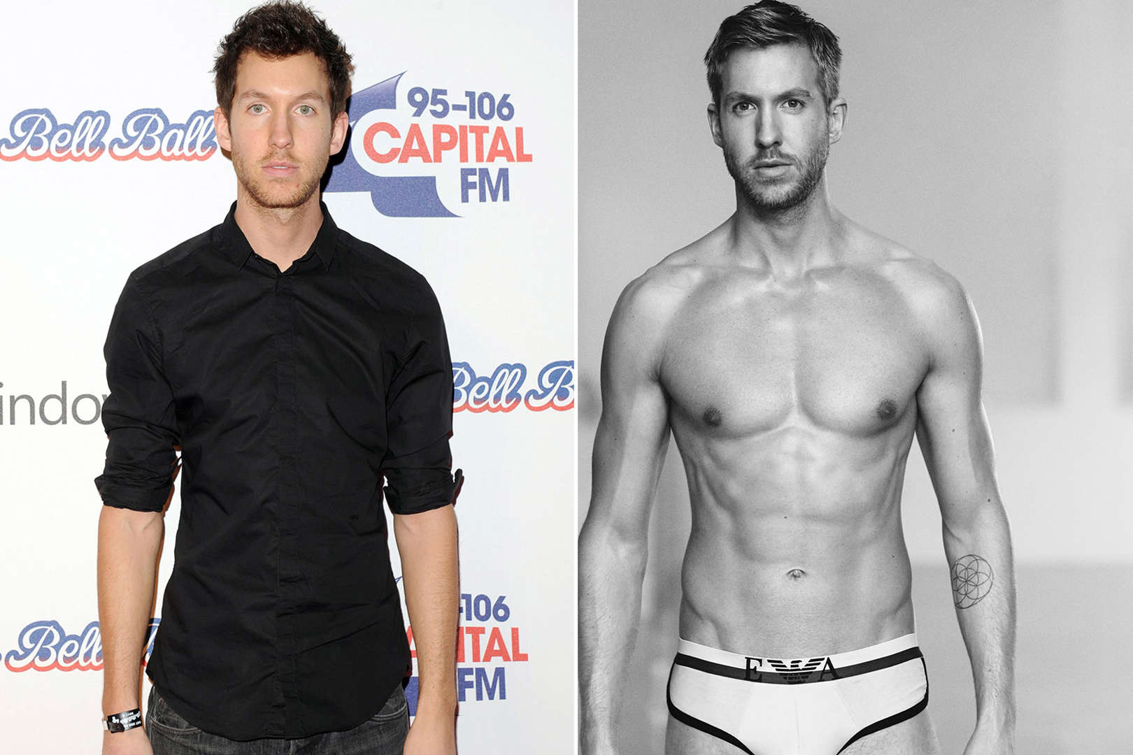6aa936a81c Calvin Harris  Hollywood makeover  from music to Armani