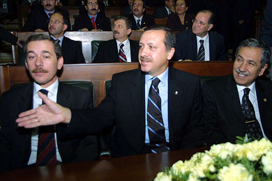 Erdoğan'ın siyasi hayatı