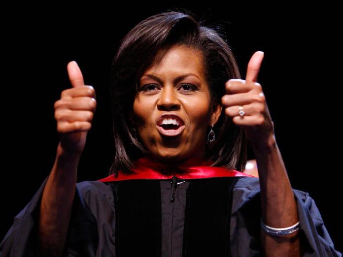 Διαφάνεια 5 από 70: Michelle Obama